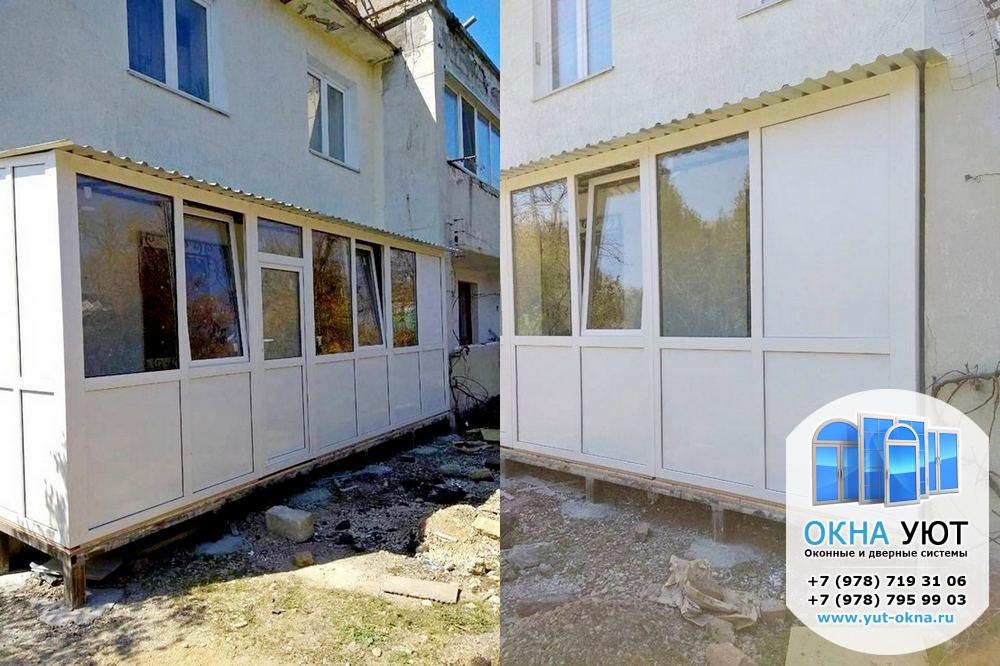 Пластиковые окна купить Севастополь